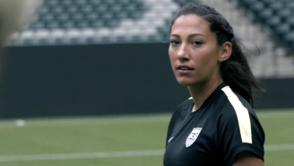 Watch This New Nike Video To Get Hyped For The U.S. Women's First World Cup Match