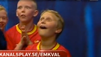 No One Has Ever Been More In Awe Of An Athlete Than These Young Zlatan Ibrahimovic Fans