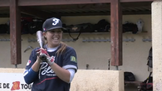 Could This French Teen Become MLB's First Female Player?