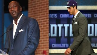 Did Michael Jordan Turn Down Six Picks In Order To Draft Frank Kaminsky?