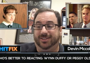 Ask Alan, Episode 9: Uncanceled series, Wynn Duffy vs. Peggy Olson & more