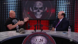 The Possibility of Lesnar vs. Austin, And More From Paul Heyman's Appearance On The Stone Cold Podcast