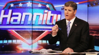 Sean Hannity Defends Donald Trump's Immigration Stance As 'Not Racially Tinged'