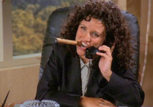 Be The Queen Of The Castle With These Elaine Quotes From 'Seinfeld'