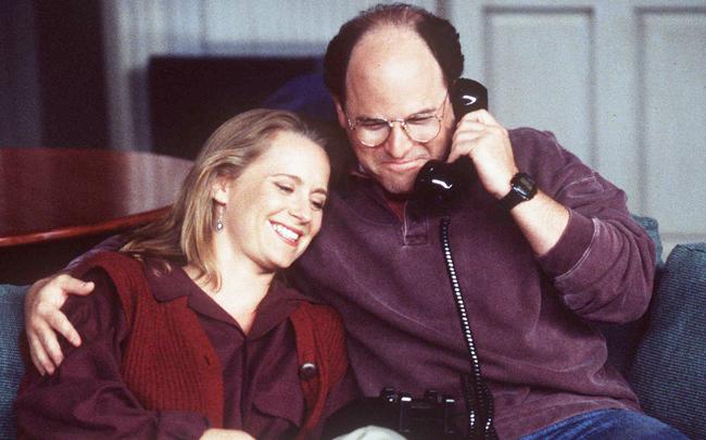 Seinfeld The Engagement Jason Alexander And Heidi Swedberg