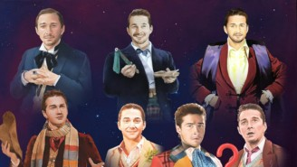 Here's Shia LaBeouf As All 13 Doctors From 'Doctor Who'