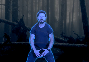 The Internet's Best Reactions To Shia LaBeouf's Motivational Video