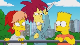 Sideshow Bob Is Finally Going To Kill Bart Simpson Next Season On 'The Simpsons'