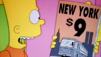 From Smart Watches To Auto-Correct, Here Are 10 Times 'The Simpsons' Predicted the Future