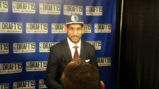 Second-Round Pick Satnam Singh Is The First Indian-Born Player Drafted In The NBA