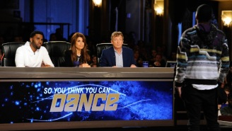 Paula Abdul comes to 'So You Think You Can Dance'