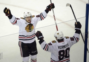 Wednesday Ratings: Blackhawks-Lightning Stanley Cup opener leads NBC split