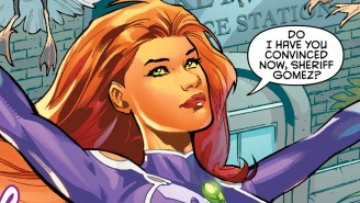 Exclusive: STARFIRE #1 is the Starfire 'Teen Titans' fans were waiting for