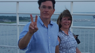 Stephen Colbert Went Home To His Native South Carolina For The Unity March