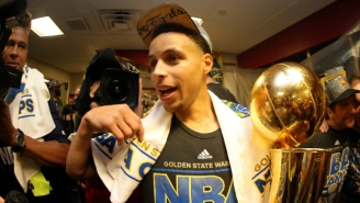 Stephen Curry Says Kids Look Up To Him 'Because I Look Like Them'