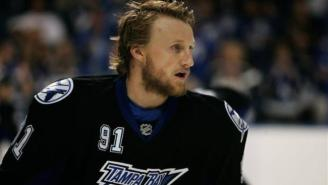The Chairman Of NBC Sports Wants Hockey Players To Quit It With The Playoff Beards