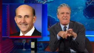 'The Daily Show' Paid Tribute To Jon Stewart With This Supercut Of Him Acting Like A Goof