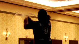 Watch This Pro Gamer Celebrate His Tournament Win With A Stone Cold Stunner