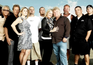 Here's The Cast Of 'Storage Wars' Having A Ridiculous Brawl Over A Missed Bid