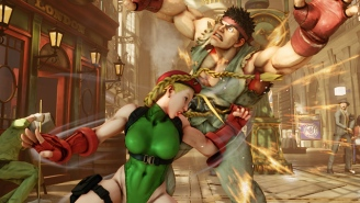 The 'Street Fighter V' Beta Was Such A Disaster That Capcom Shut It Down