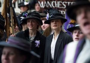 Carey Mulligan rocks the vote in the trailer for 'Suffragette'