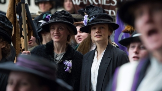 Carey Mulligan rocks the vote in the trailer for 'Suffragette'