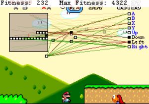 This Computer Program Teaches Itself How To Play 'Super Mario World'