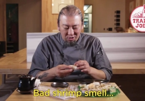 A Professional Sushi Chef Samples Cheap Sushi From 7-Eleven, Walgreens, And Others