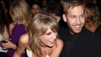 Calvin Harris Dropped Another Hint That He And Taylor Swift Are An Item