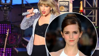 Emma Watson Was Caught Hanging Out With Taylor Swift And The World Was Never The Same