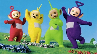 Here's A Video Of The Teletubbies Dancing To Nasty Sex Music Like Nature Intended