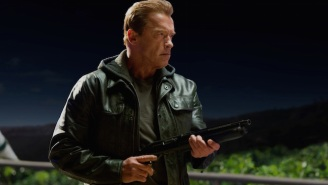 'Terminator: Genisys' Is So Silly That It Kind Of, Sort Of Works