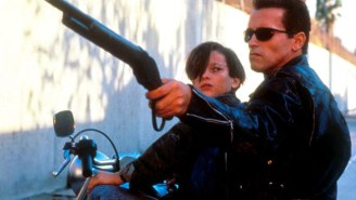 It Took Six Weeks To Plan And More Facts About The Iconic 'Terminator 2 Motorcycle Chase