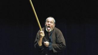 Amazon Is Reviving Terry Gilliam's Cursed Don Quixote Movie