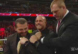 The Best And Worst Of WWE Raw 6/29/15: Kane Goes Hawaiian