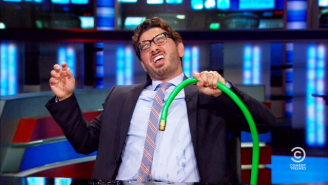Al Madrigal Loves New York's Water Freedom On 'The Daily Show'