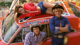 The General Lee From 'Dukes Of Hazzard' Is Losing Its Confederate Flag