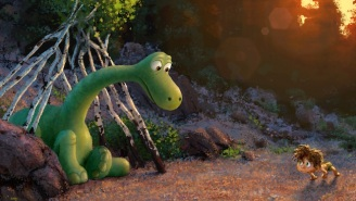 Why 'The Good Dinosaur' Is A Risky (But Still Good) Move For Pixar