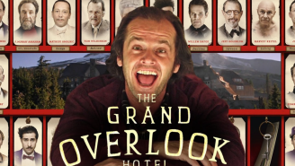 This parody of 'The Shining' will be the best 1 minute of your day