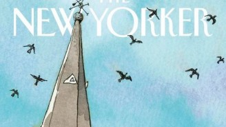 The Upcoming Cover Of 'The New Yorker' Commemorating The 'Charleston 9' Is Pitch-Perfect