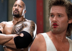 Fox Wants Dwayne 'The Rock' Johnson For A 'Big Trouble In Little China' Remake
