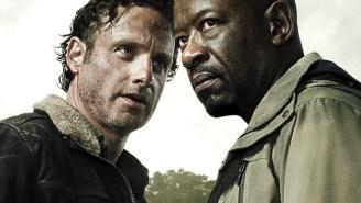 'The Walking Dead' SDCC 2015 Key Art Teases A Showdown Between Rick And Morgan