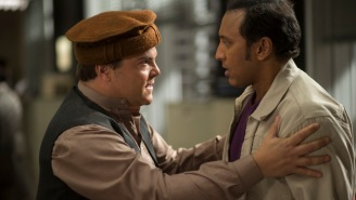 Review: HBO's clumsy 'The Brink' isn't a worthy successor to 'Veep'