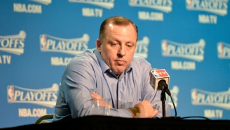 Report: Thibodeau Might 'Watch Film For A Year' If He Doesn't Get A Coaching Gig