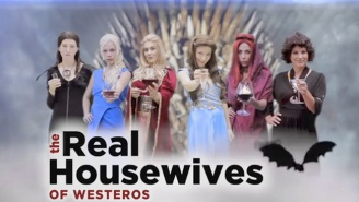This 'Real Housewives Of Westeros' 'Game Of Thrones' Spoof Is Perfect