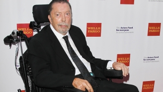 Tim Curry Made A Rare Public Appearance After Suffering A Stroke In 2012