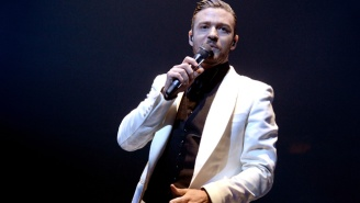 Justin Timberlake Gave A Surprise Wedding Performance For Jessica Biel's College Roommate