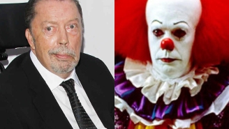 Tim Curry speaks out on 'It' remake for the first time
