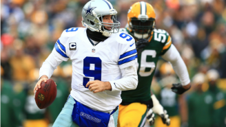 All The Times Tony Romo Broke Cowboys Fans' Hearts