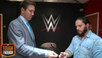 WWE Tough Enough's War Veteran Has A Second Chance Waiting For Him